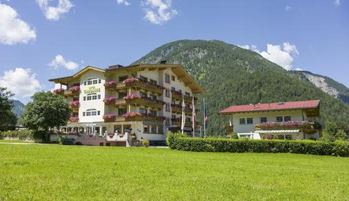 Hotel Liebes Caroline - Pertisau - Rakennus