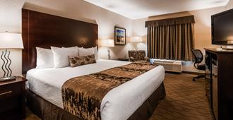 Best Western Plus Pembina Inn & Suites - Winnipeg - Makuuhuone