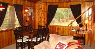 The Evergreens on Fall River - Estes Park - Dining room