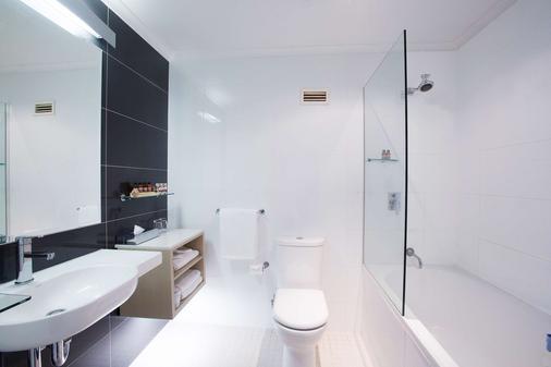 阿波羅國際品質酒店 - 查爾斯敦 - 紐卡斯爾 - 浴室