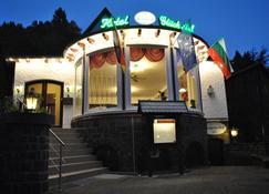 Hotel Und Restaurant Gluck Auf - Bad Grund - Gebäude