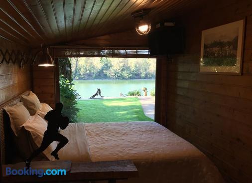 B&B Garonnella - Toulouse - Phòng ngủ