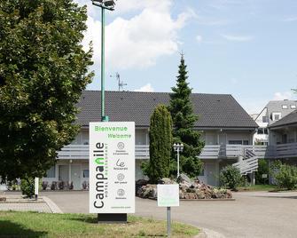 Hotel Campanile STRASBOURG - Lingolsheim - Lingolsheim - Gebouw
