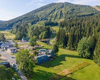 Hotel Skicentrum - Harrachov - Venkovní prostory