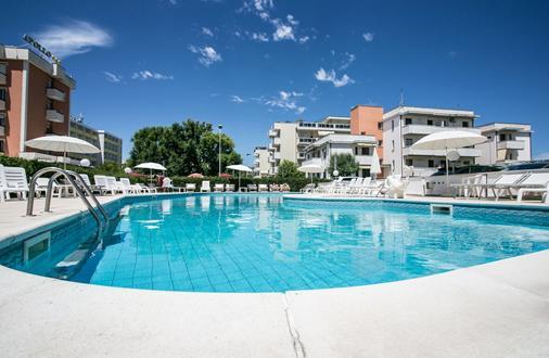 Park Hotel Serena - Rimini - Pool