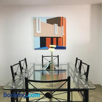 Posada Casa España - Floridablanca - Dining room
