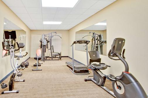 Days Inn & Suites by Wyndham Stockbridge South Atlanta - Stockbridge - Gym