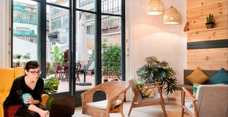 Rodamon Barcelona Hostel - Barcelona - Property amenity