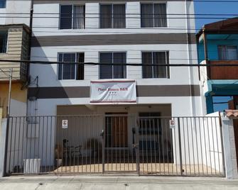 Hotel Playa Blanca Antofagasta - Антофагоста - Здание