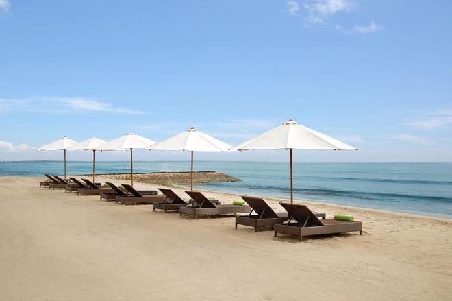 峇里島休閒度假酒店及水療中心 - 努沙杜瓦 - 烏魯瓦圖 - 海灘