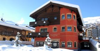 Hotel Meeting - Livigno - Building