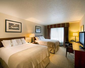 Holiday Inn Purdue - Fort Wayne - Fort Wayne - Schlafzimmer