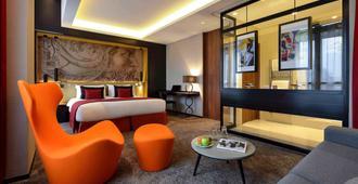 Grand Hotel La Cloche Dijon MGallery - דיז'ון - חדר שינה