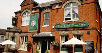 The Lord Rosebery - Norwich
