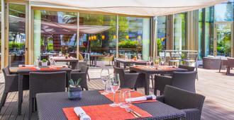 Crowne Plaza Porto - פורטו - מסעדה