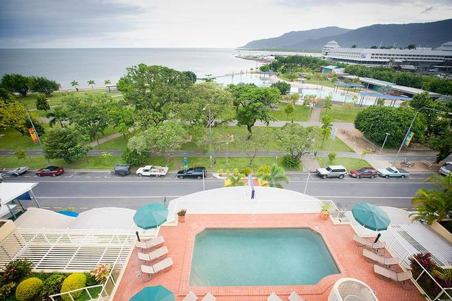 Breakfree Royal Harbour Cairns - Cairns - Uima-allas