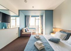 People hotel - Odesa - Bedroom