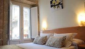 Hostal Anosa Casa - Santiago de Compostela - Bedroom