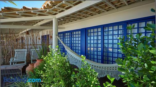 Estalagem Caiuia - Japaratinga - Balcony