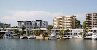 Cullen Bay Resort - Darwin - Außenansicht