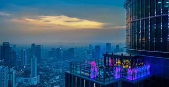 The Westin Jakarta - ג'קרטה - חדר שינה