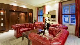 Mamaison Hotel Le Regina Warsaw - Varsovia - Sala de estar