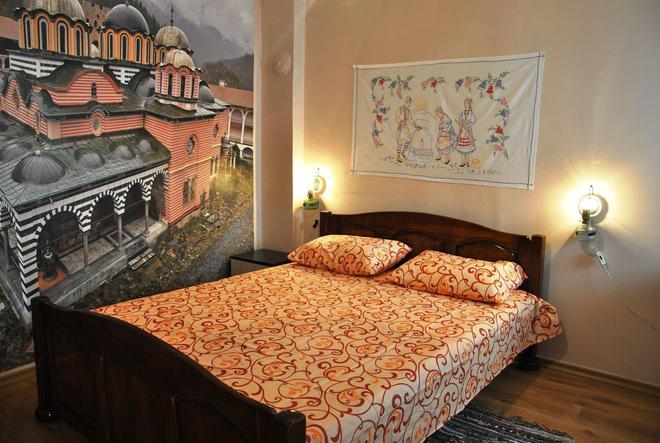 10 Coins Hostel - Sofia - Bedroom