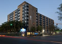 Manhattan Hotel - Pretoria - Edificio