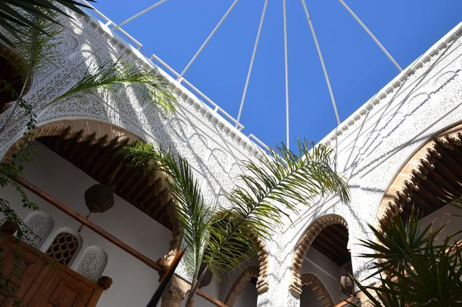 Riad Kalaa - Rabat - Outdoor view