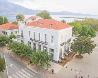 Panellinion Luxury Rooms - Kalamata - Building