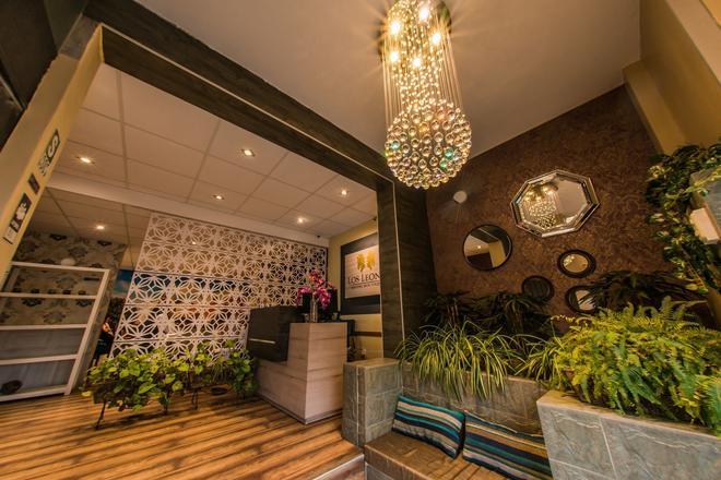 Los Leones Hotel Boutique - Αρεκίπα - Σαλόνι ξενοδοχείου