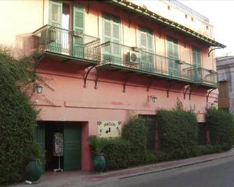 La maison Rose - Saint Louis (Senegal) - Gebouw