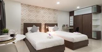 Q Space Residence - בנגקוק - חדר שינה