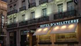 Hotel d'Angleterre Grenoble Hyper-Centre - Grenoble - Rakennus