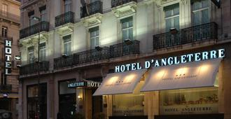Hotel d'Angleterre Grenoble Hyper-Centre - Grenoble - Toà nhà