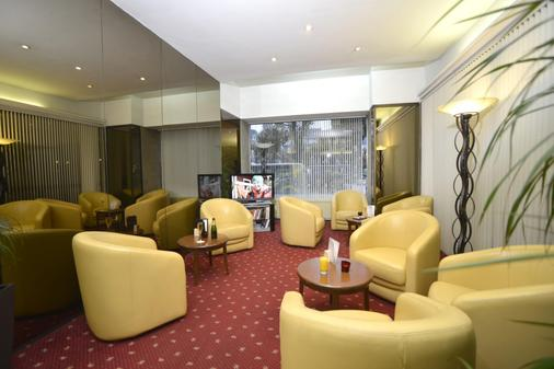 Hotel d'Angleterre Grenoble Hyper-Centre - Grenoble - Lounge