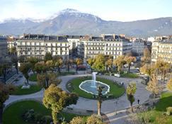 Hotel d'Angleterre Grenoble Hyper-Centre - Grenoble - Vista del exterior