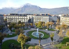 Hotel d'Angleterre Grenoble Hyper-Centre - Γκρενόμπλ - Θέα στην ύπαιθρο