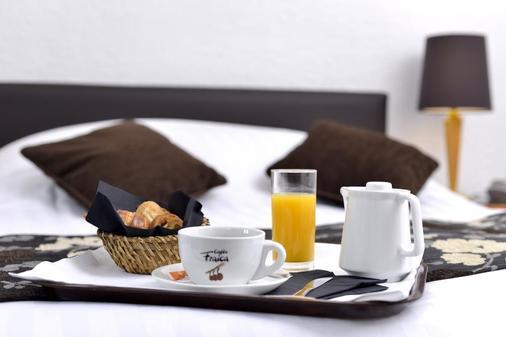 英格蘭格勒諾布爾超中心酒店 - 格勒諾伯 - 格勒諾布爾 - 飲食
