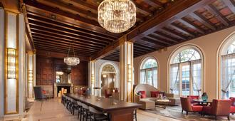 聖荷西威斯汀酒店 - 聖荷西 - 聖荷西 - 酒吧