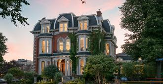 The Mansion on Delaware Avenue - באפלו