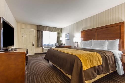 Quality Inn Half Moon Bay - Half Moon Bay - Κρεβατοκάμαρα
