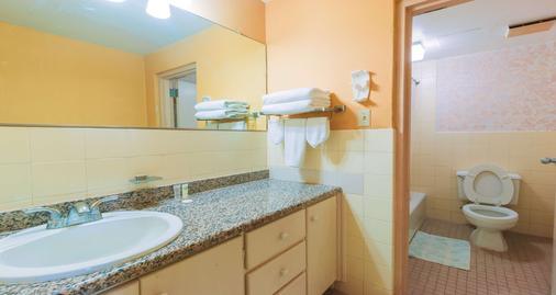 SureStay Hotel by Best Western Guam Airport South - Barrigada - Bathroom