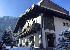 Alpin Hotel Garni Eder Private Living - Mayrhofen - Gebouw