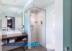 Hotel Und Gasthaus Seehörnle - Gaienhofen - Bathroom