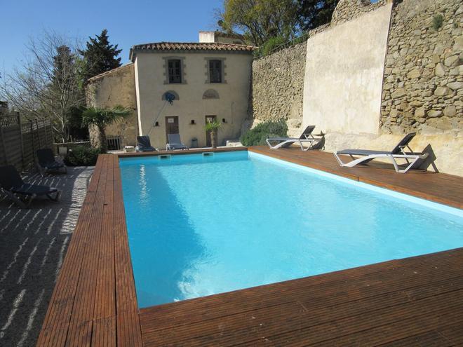 Château de Palaja - Carcassonne - Pool
