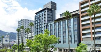Hotel Micuras - Atami - Edifício
