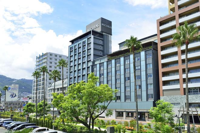 Hotel Micuras - Atami - Building
