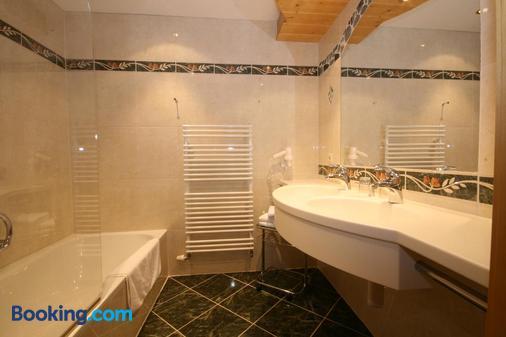 Alpenhotel Neuwirt - Schladming - Bathroom