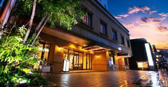 هوتل جال سيتي ناجازاكي - ناغاساكي - مبنى